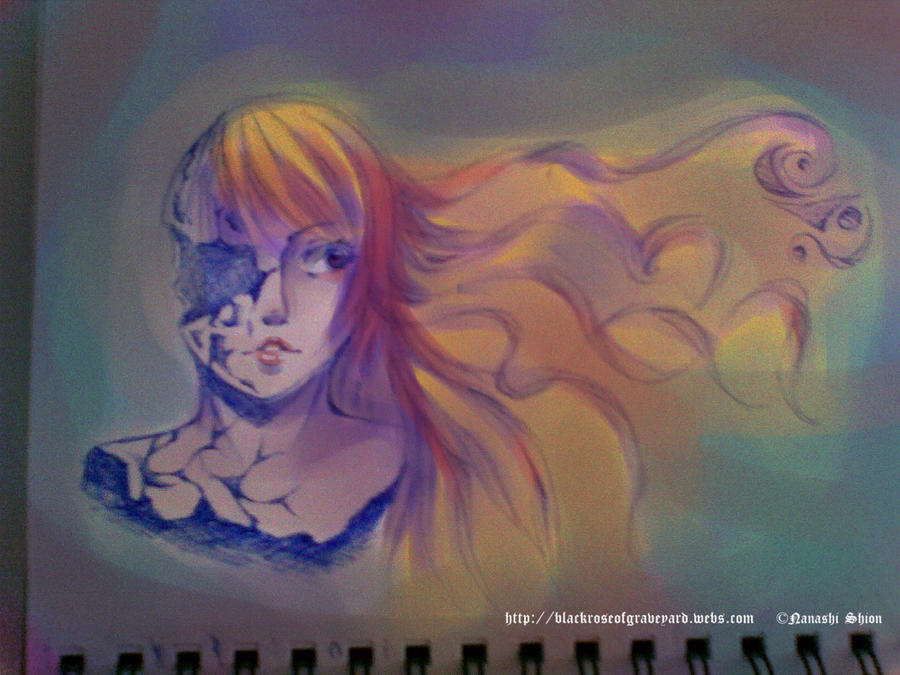 Surreal colorfull by Shion-Tan