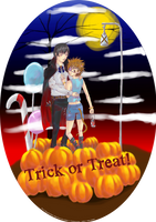 Trick or Treat by Shion-Tan