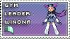 Gym Leader Winona by Pocky-Dealer