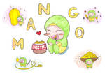 Ayeh likes Mangos by LovableLuma