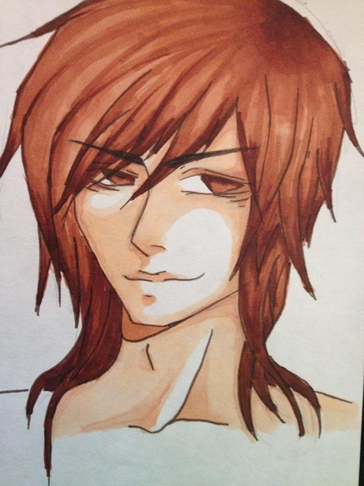 First Copic marker Pic by CaileyChan