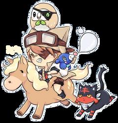 Pokemon Poacher by xStarry-Night