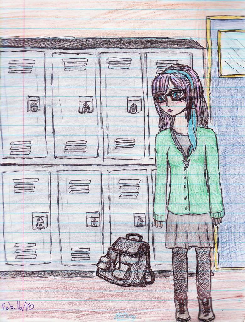 Meghan First Day by kensei-sama