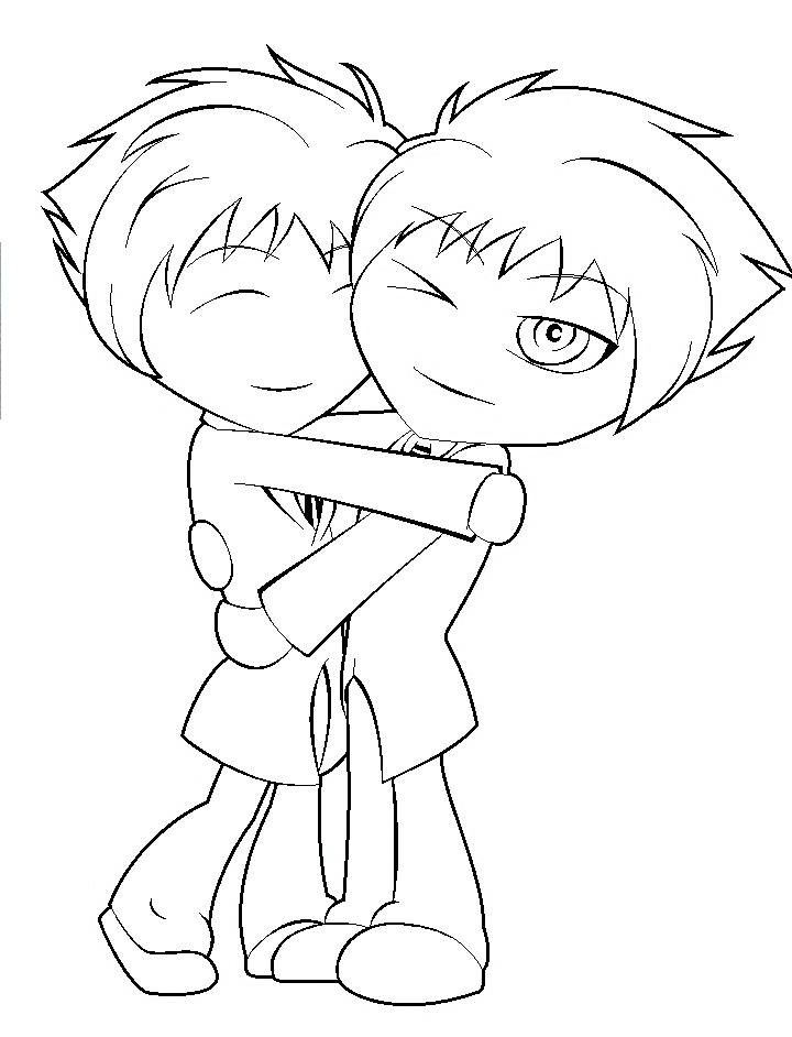 Chibi Hikaru and Kaoru by Zezire on DeviantArt  Chibi Hikaru an...
