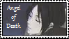Yoite stamp II - Angel of Death by Zezire