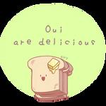 Reddit Cute French Bread