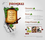 Fishworks Portfolio Layout