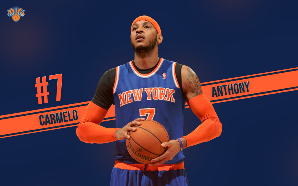 Carmelo anthony wallpaper by drogoarts on deviantart carmelo anthony wallpaper by drogoarts voltagebd Images