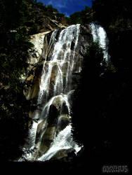 Wilderness Waterfall by marius-c