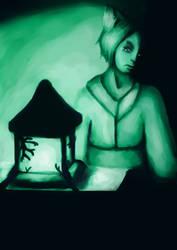 The Kitsune lamp: THANKS, YOU GUYS!