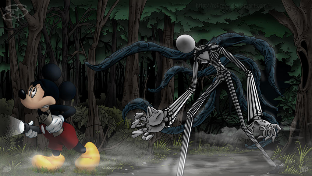 art-Slenderman-Disney--441419 by slenderfanart on DeviantArt