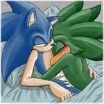 .:Sonic X Jet - Snuggles:.