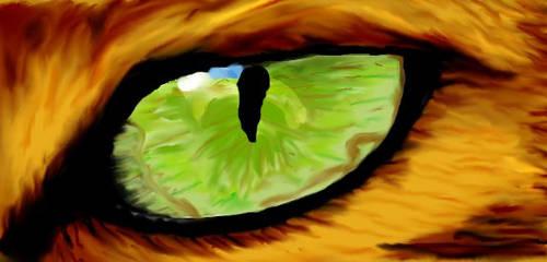 Cat-eye by A-Lovelace