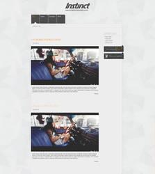 instinctsociety.com web design
