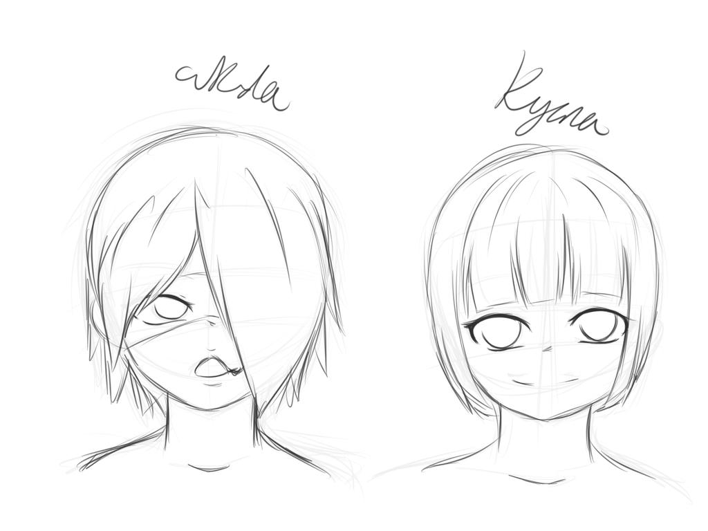 [Akida and Kyna] Children by dieliala