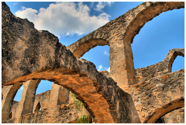 Arches on Angle HDR by shawn529
