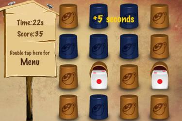 Hidden Dice game screen