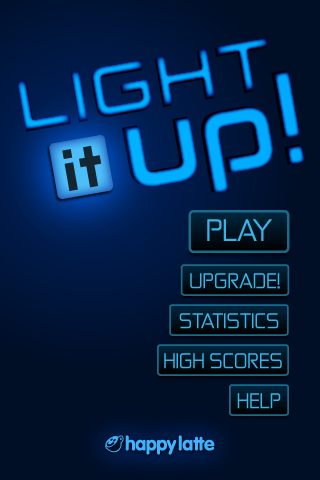 Light it up! splash screen by mepine