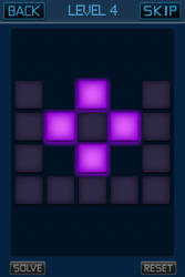Light it up! play screen by mepine