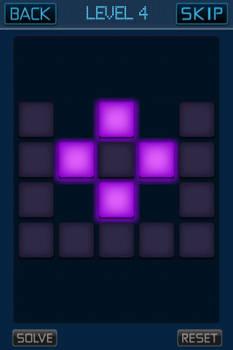 Light it up! play screen