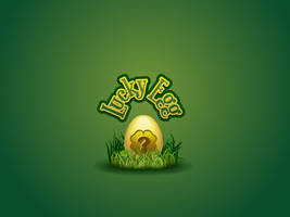 Lucky Egg splash