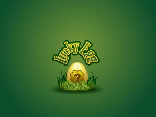 Lucky Egg splash