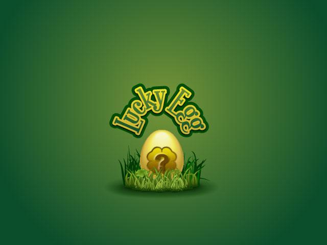 Lucky Egg splash by mepine