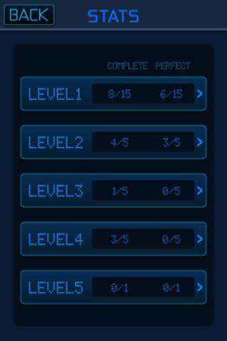 game statistics screen by mepine