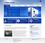 Billona site design 2009
