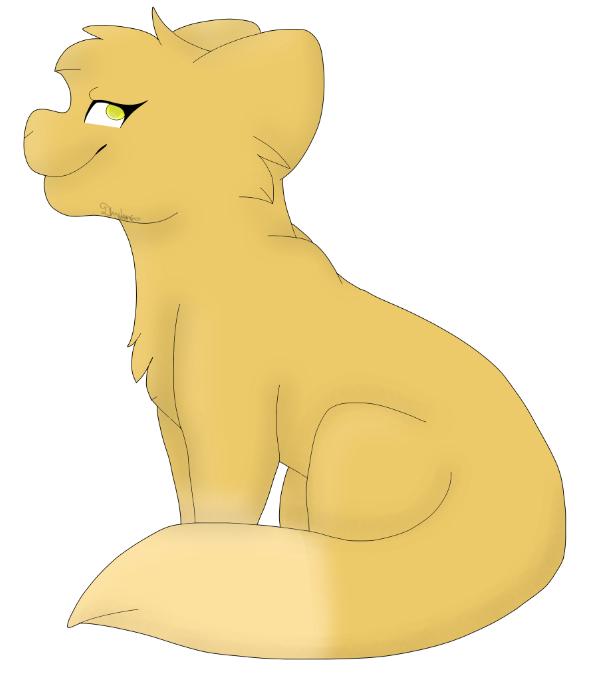Yellow by SnowflightXToxicstar