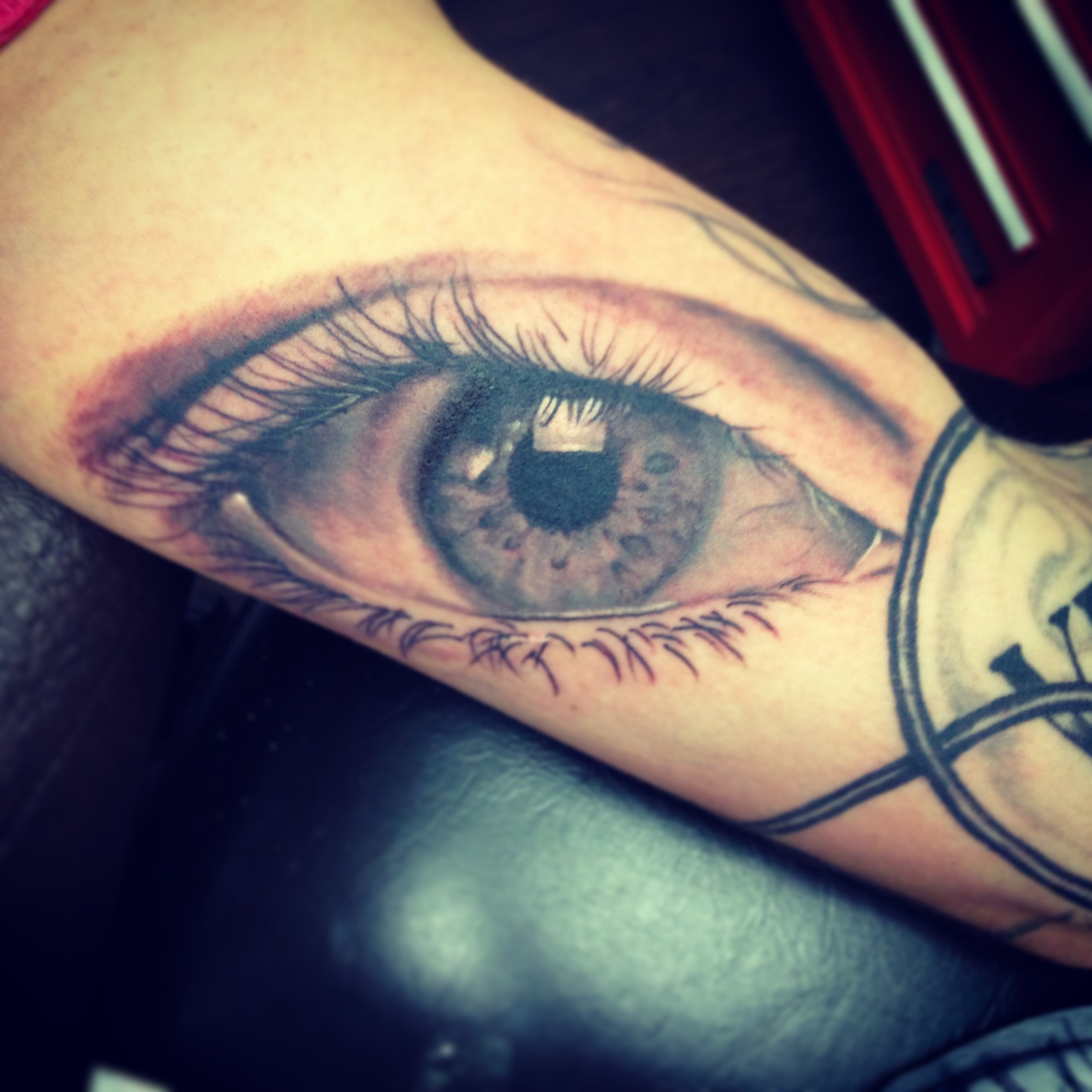 Realistic Eye Tattoo Designs Tattooby Itchysack