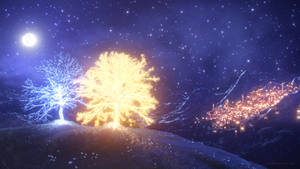 Twin Trees of the Valar