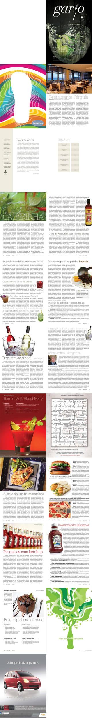 Garfo Magazine