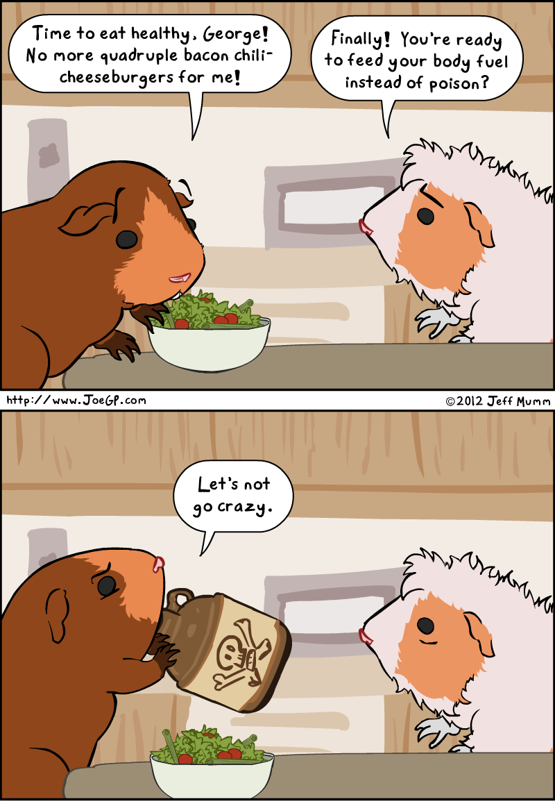 Cracking the Health Nut by JoeGPcom