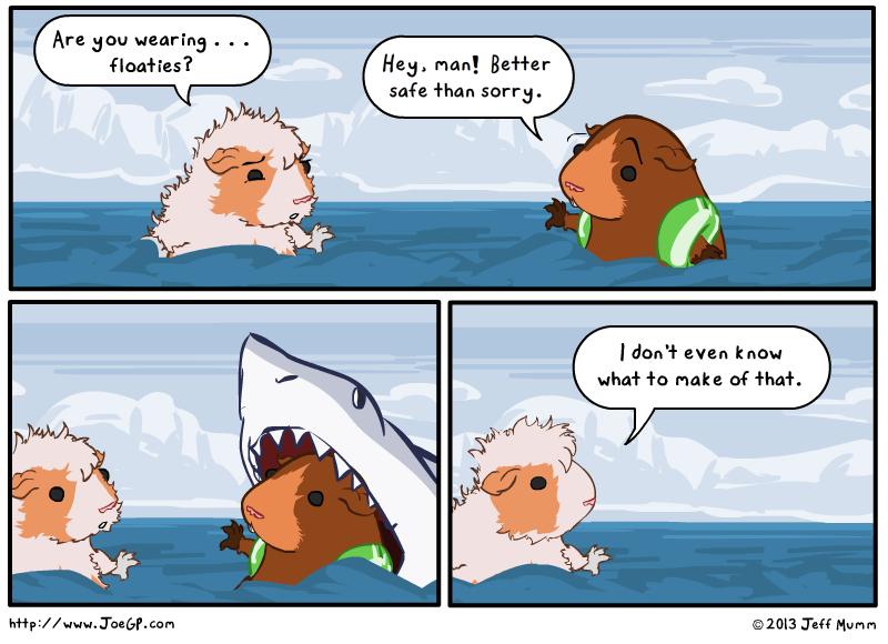Swim Safety by JoeGPcom