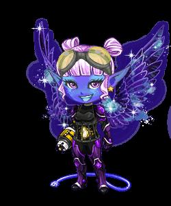 Galactic Angel by ItsAndromeda