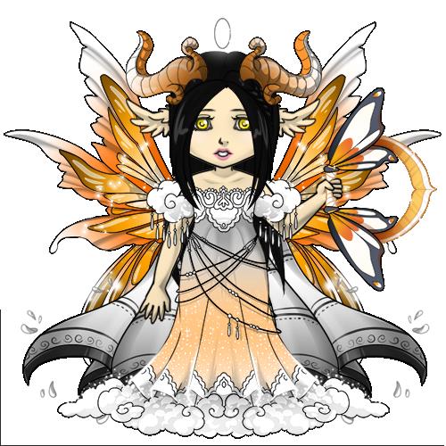 Sky Princess- Monarch by ItsAndromeda