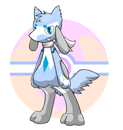 Custom Pokemon : Riolu by ItsAndromeda