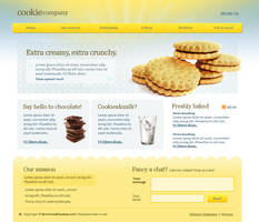 Cookie Template by bevel-and-emboss