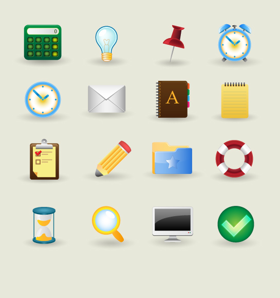 Super Cool Free Icon Set