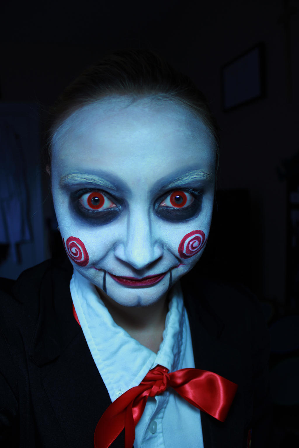 #4 Jigsaw by photographydollface on DeviantArt