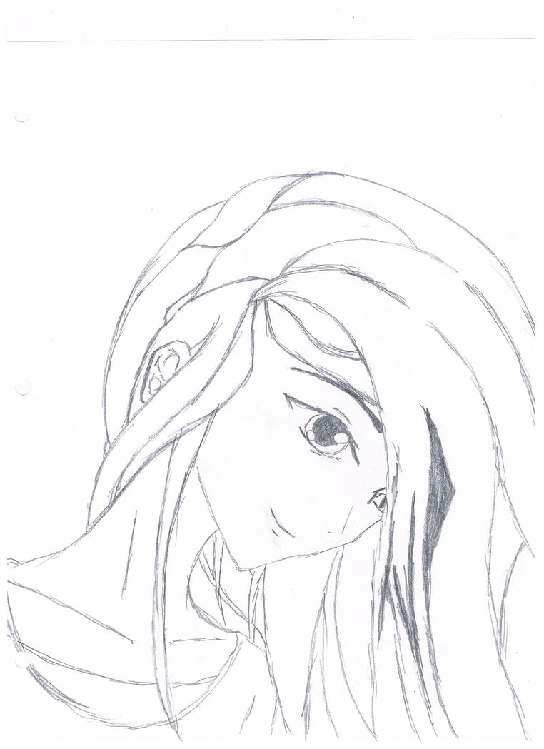 Anime girl sketch 2 by the emo chick on deviantart anime girl sketch 2 by the emo chick voltagebd Choice Image