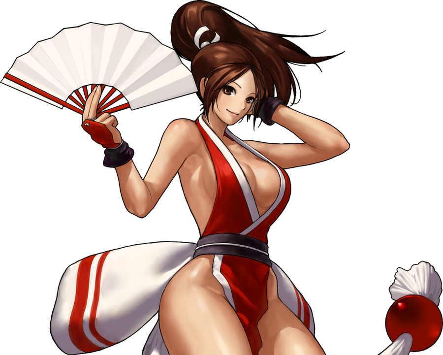 And The king of fighter sex mai