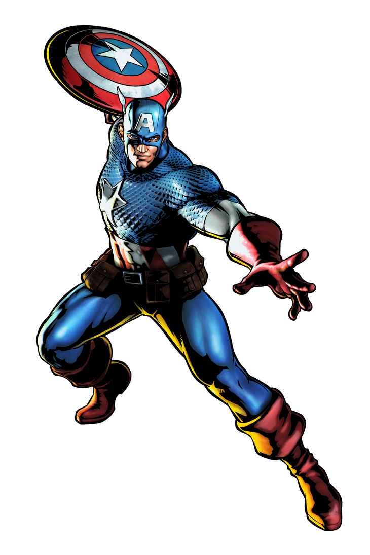 Captain America by geos9104 on DeviantArt