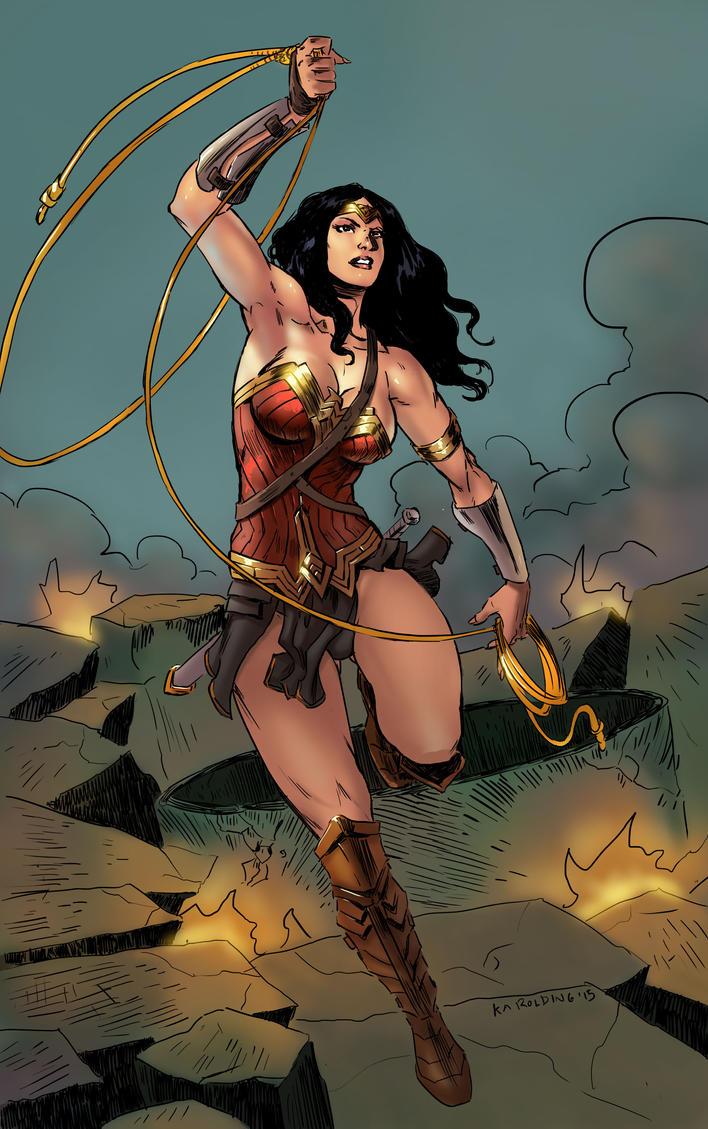 Wonderwoman Porn 120