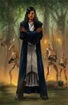 Kellia Nelrain (Commission)