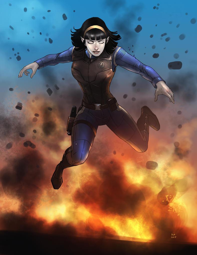 Ka-Boom! (Commission) by KaRolding
