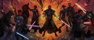 Vipions vs Jedi