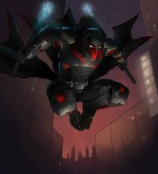 Darkhawk Urban Hunt by KaRolding