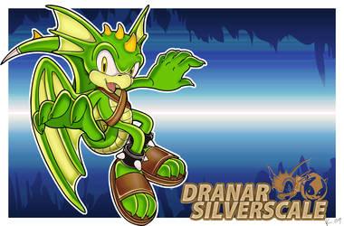Dranar Silverscale by Jesness